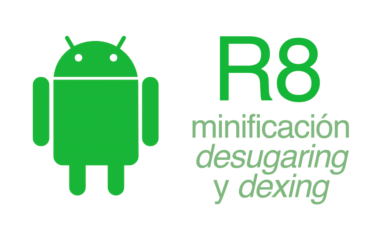 R8 el nuevo reductor de código de Google, disponible en la beta de Android Studio 3.3